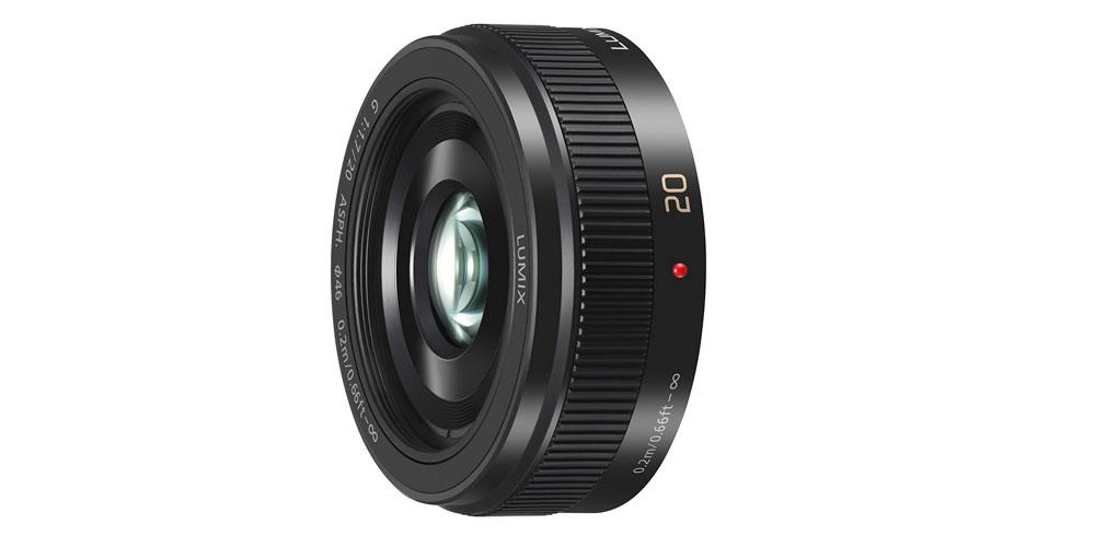 Panasonic Lumix G 20mm f/1.7 II ASPH Image