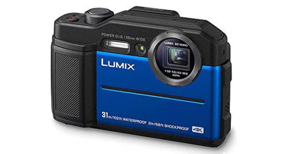 Panasonic Lumix DC-TS7 Image