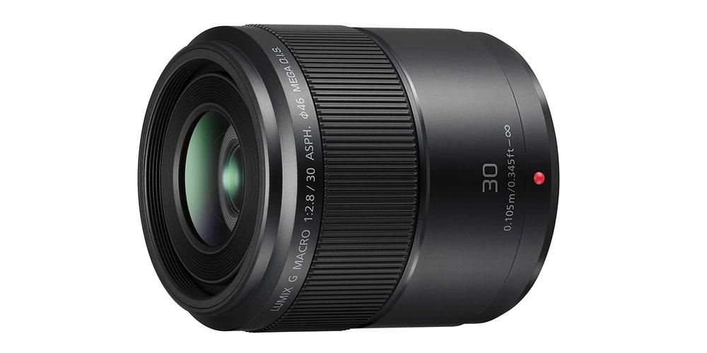 Panasonic LUMIX G Macro 30mm f/2.8 Asph. Mega O.I.S. Image