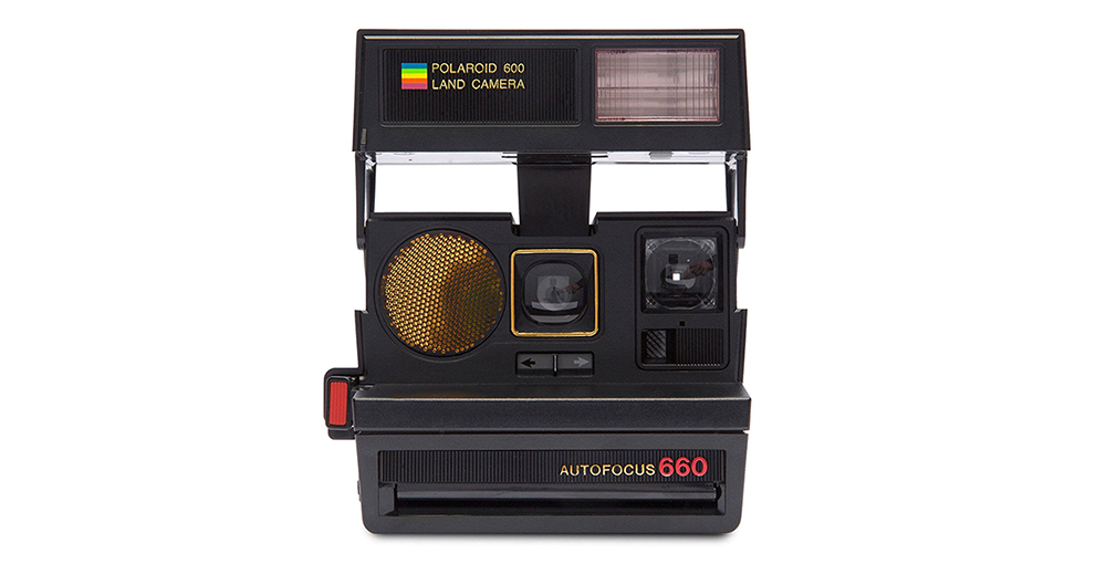 Polaroid Sun 660 Autofocus Image