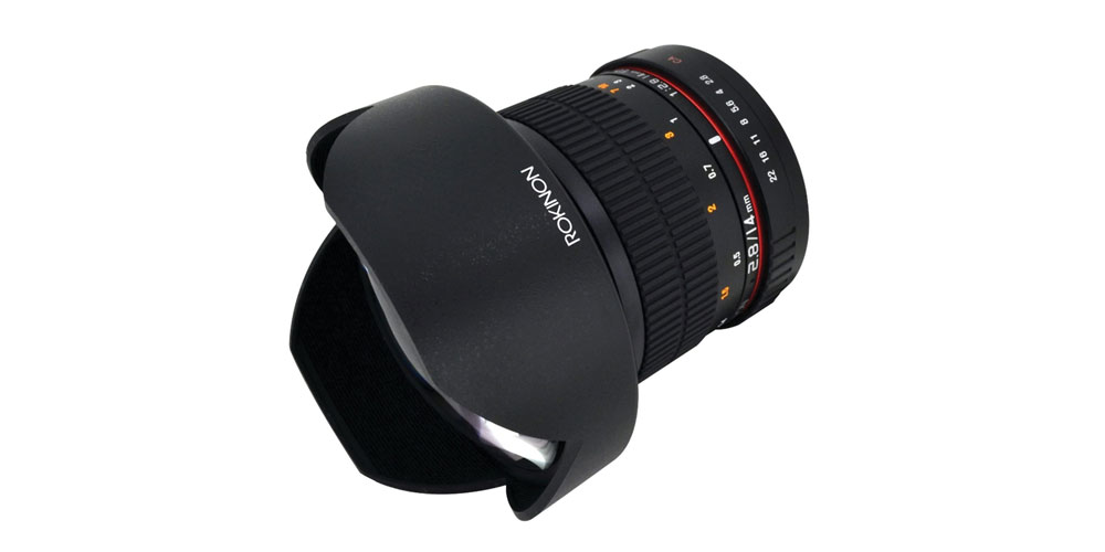 Rokinon 12mm f/2.8 ED AS IF NCS UMC Image