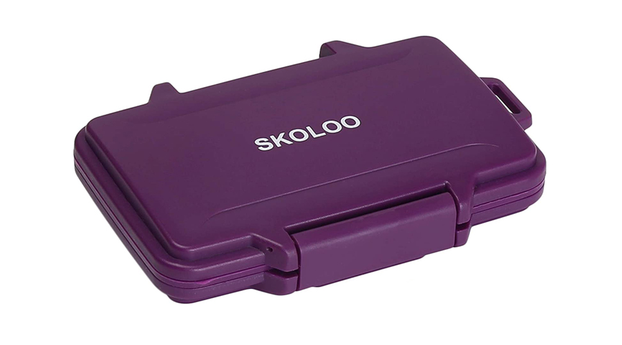 SKOLOO Compact Memory Card Case Image
