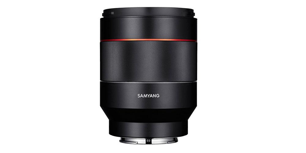 Samyang AF 50mm f/1.4 FE Image