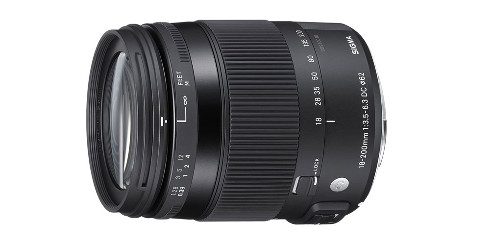 Sigma 18-200mm f/3.5-6.3 DC Macro OS HSM Image