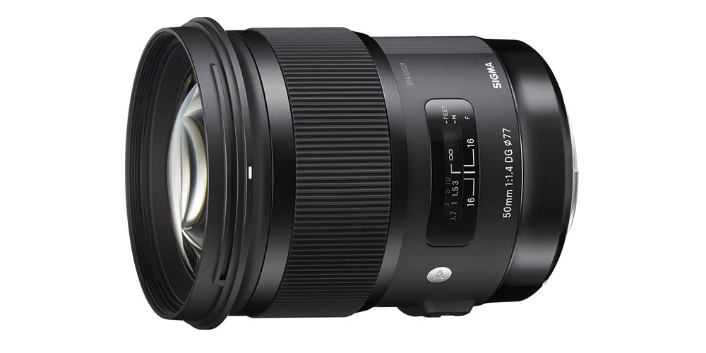 Sigma 50mm f/1.4 DG HSM Art Image