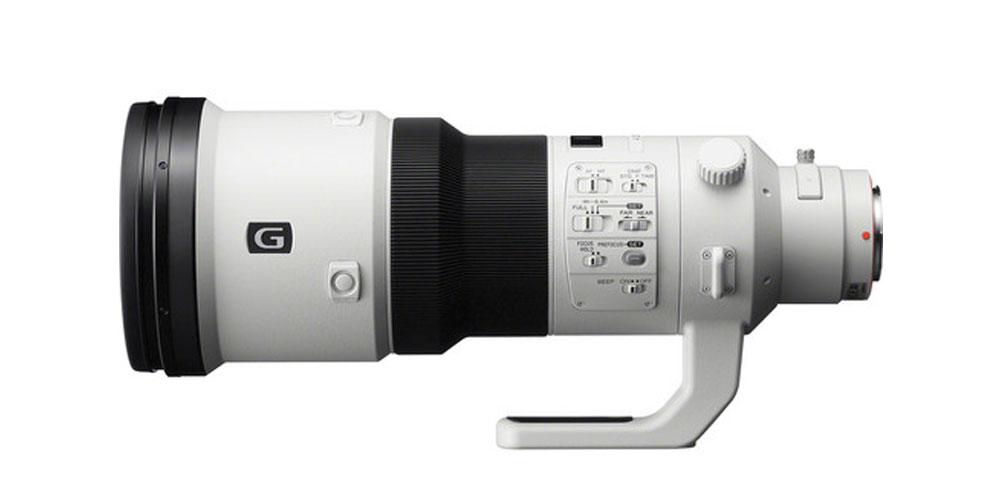 Sony 500mm f/4 G SSM Image