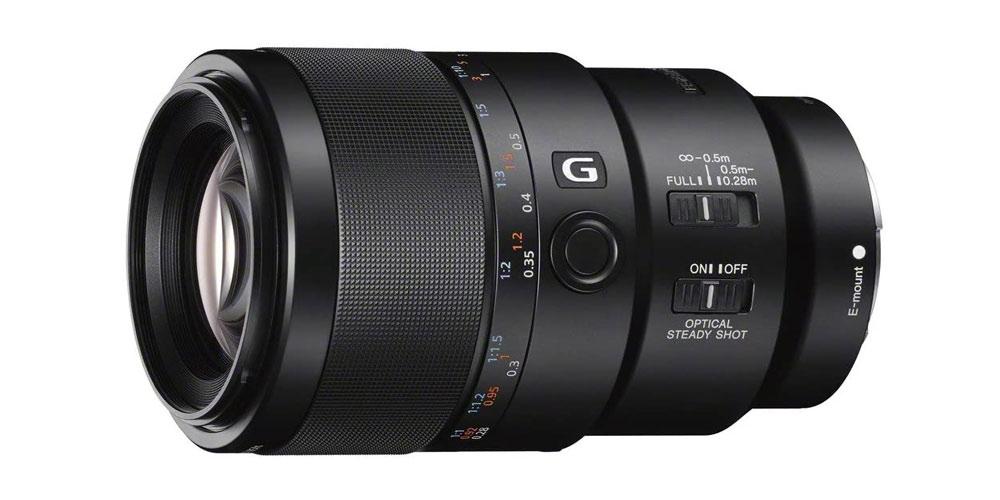 Sony FE 90mm f/2.8 Macro G OSS Image