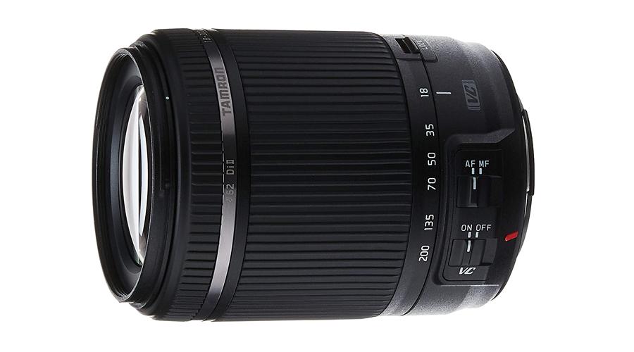 Tamron 18-200mm f/3.5-6.3 DI II VC Image 1