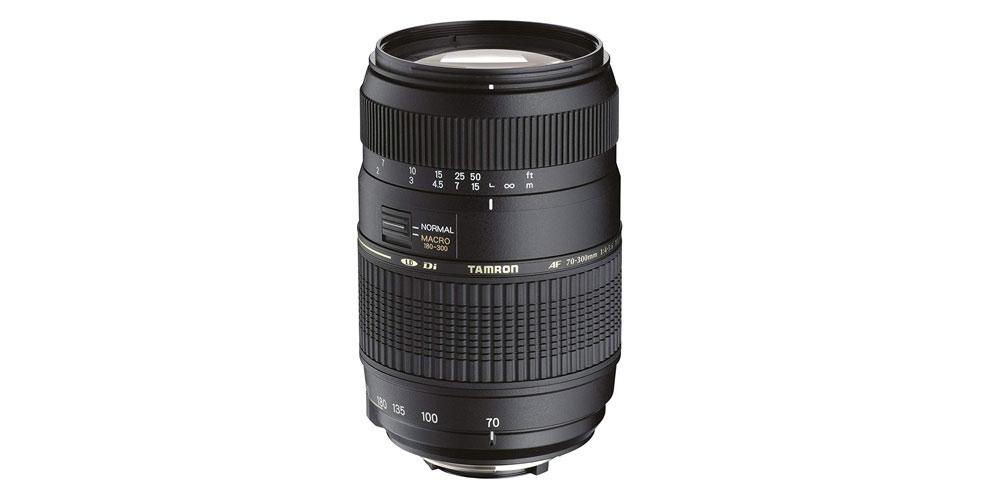 Tamron 70-300mm f/4-5.6 Di LD Macro Image