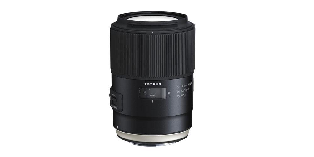 Tamron SP 90mm f/2.8 Di Macro 11 VC USD Image