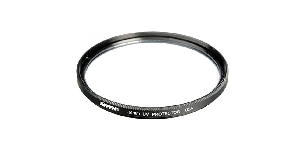 Tiffen 49mm UV Protector Filter Image