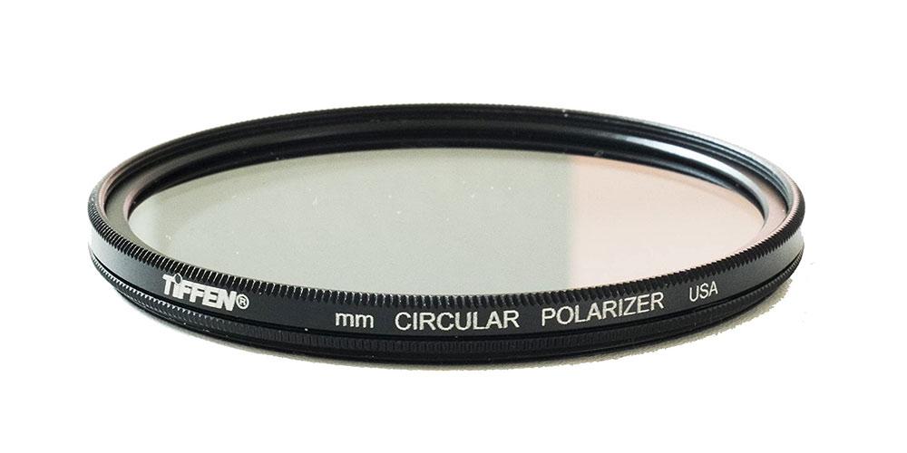 Tiffen 58mm Circular Polarizing Filter Image