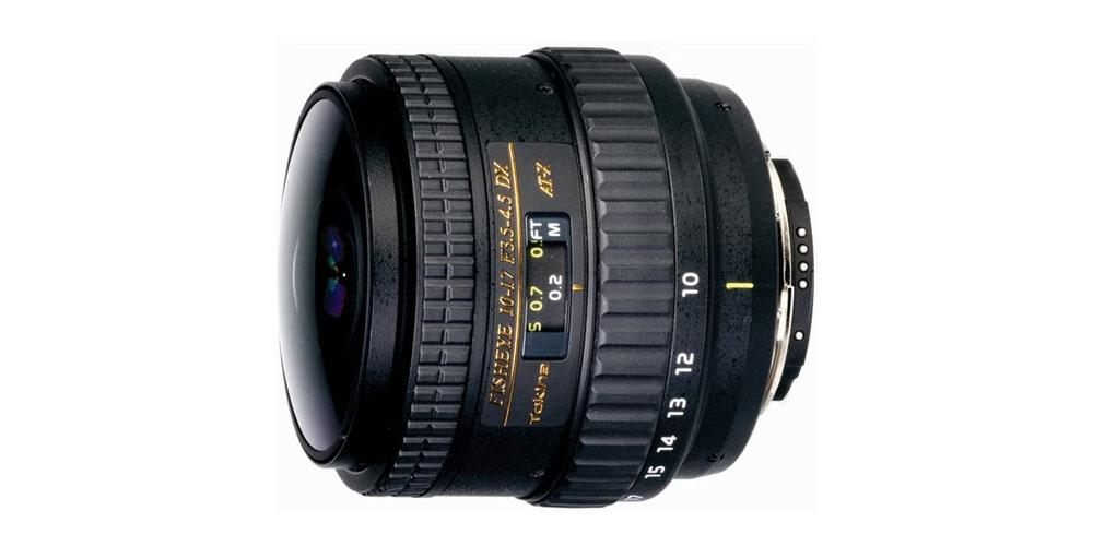 Tokina AT-X 107 10-17mm f/3.5-4.5 DX Image
