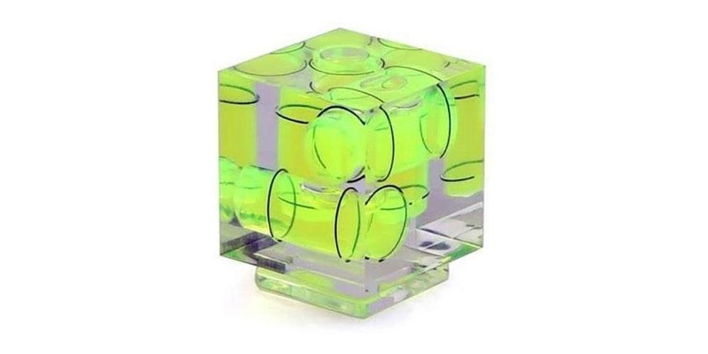 Vivitar 3 Axis Bubble Spirit Level Image