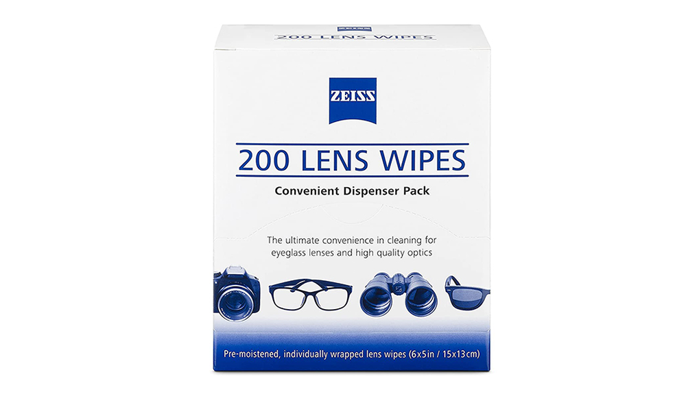 ZEISS Lens Cleaning Wipes Image