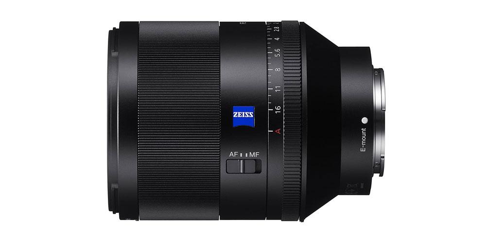 Sony Planar T* FE 50mm f/1.4 ZA Image