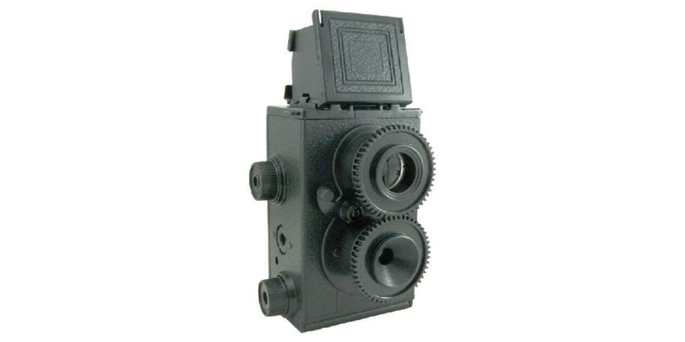 Pixco Recesky DIY TLR 35mm Image