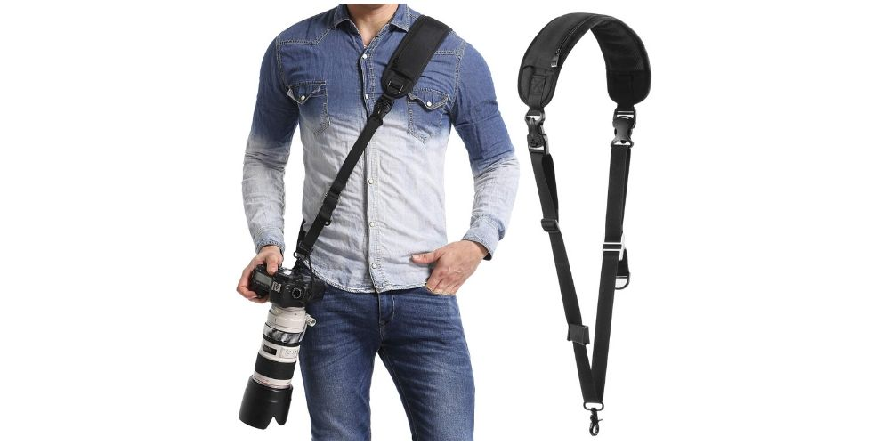 waka Rapid Camera Neck Strap Image
