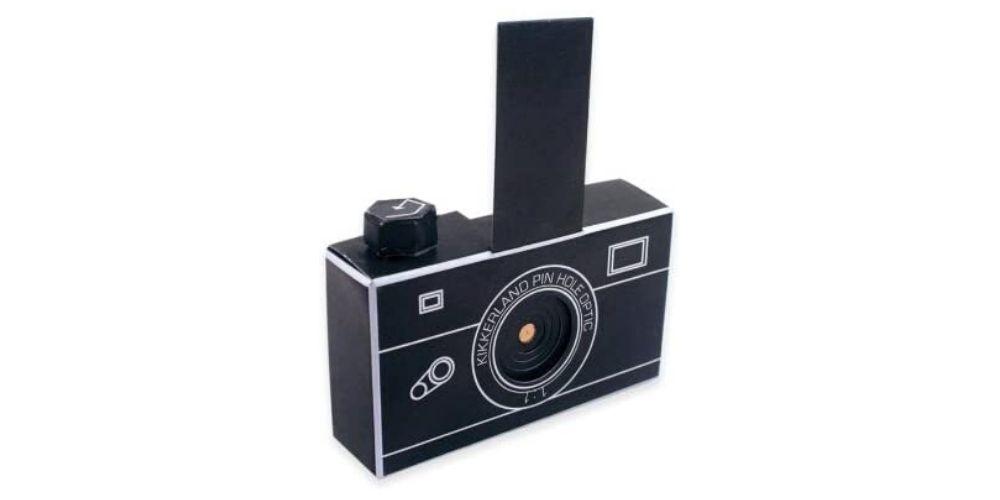 Kikkerland Pinhole Camera Solargraphy Kit Image