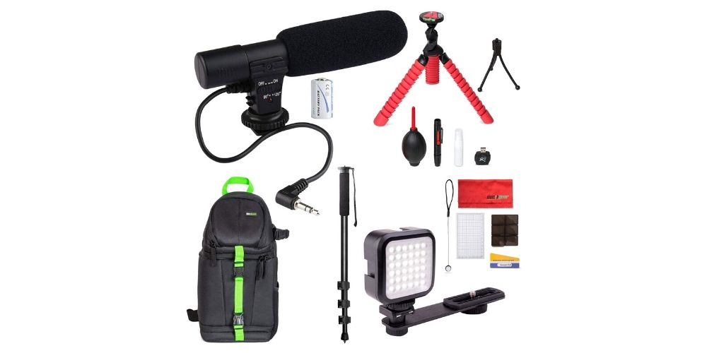 Deco Gear Mobile Pro Photo/Video Recording Bundle Image