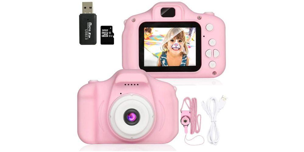 Kids Digital Camera Image