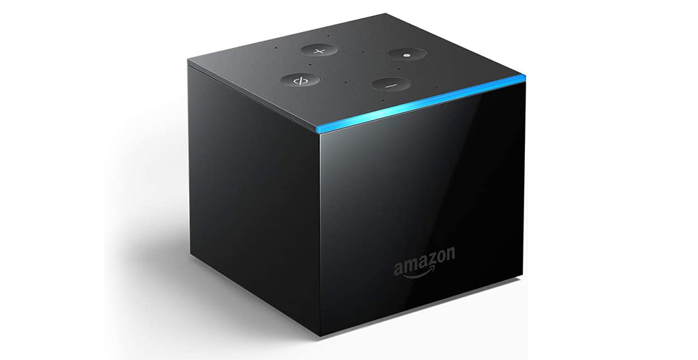 Amazon Fire TV Cube Image
