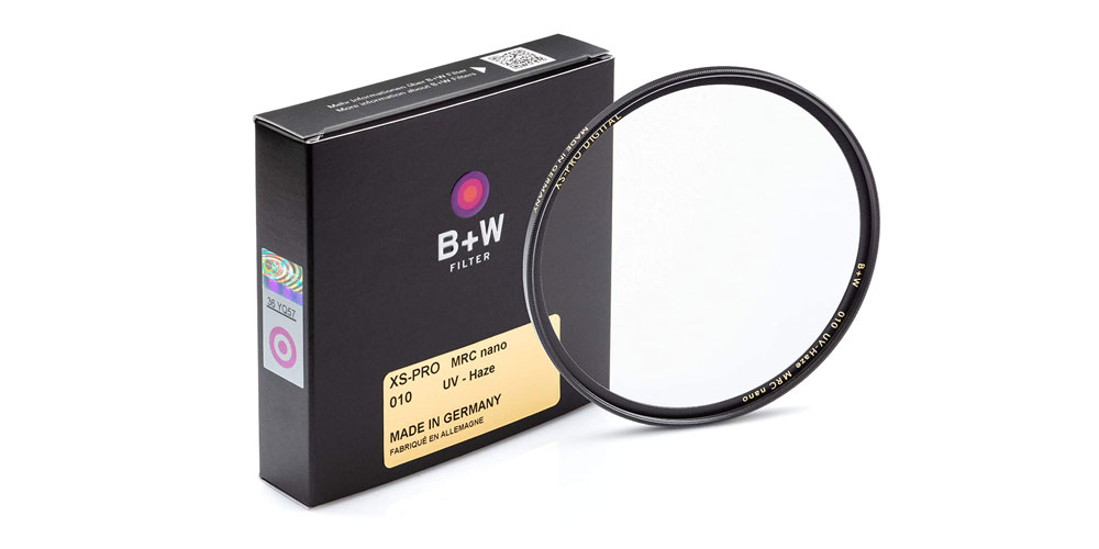 B+W 77mm XS-Pro UV Haze MRC-Nano 010M Image