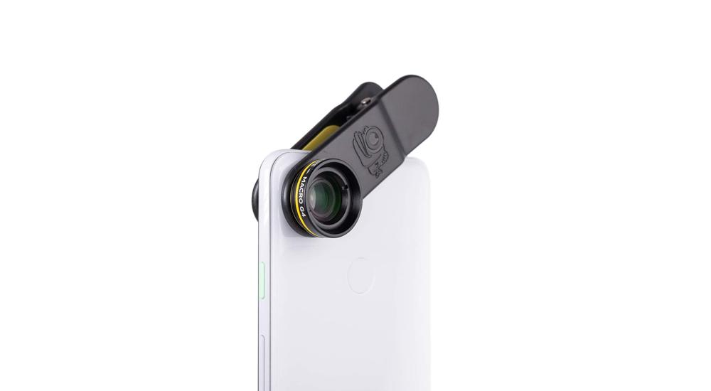 Black Eye Lens Macro G4 Image