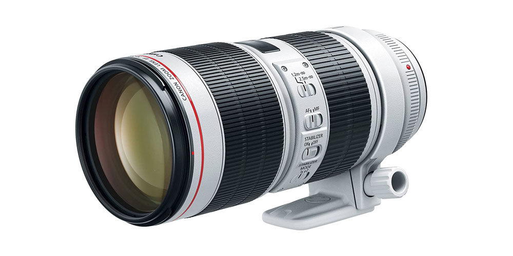 Canon EF 70-200mm f/2.8L IS III USM Image