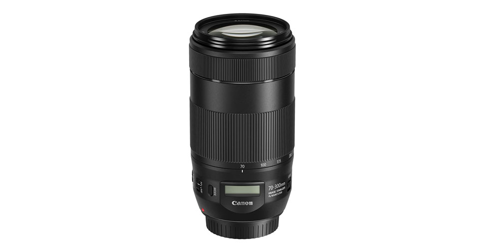 Canon EF 70-300mm f/4-5.6 IS II USM Image