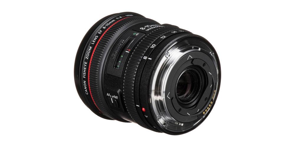 Canon EF 8-15mm f/4L Fisheye USM Image-1