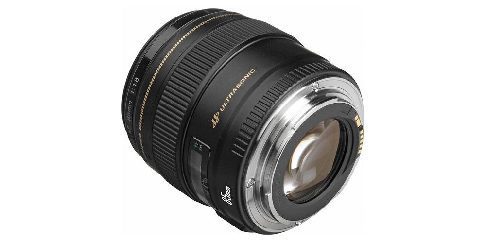 Canon EF 85mm f/1.8 USM Image 1