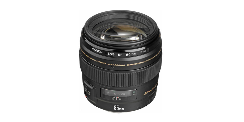 Canon EF 85mm f/1.8 USM Image 2