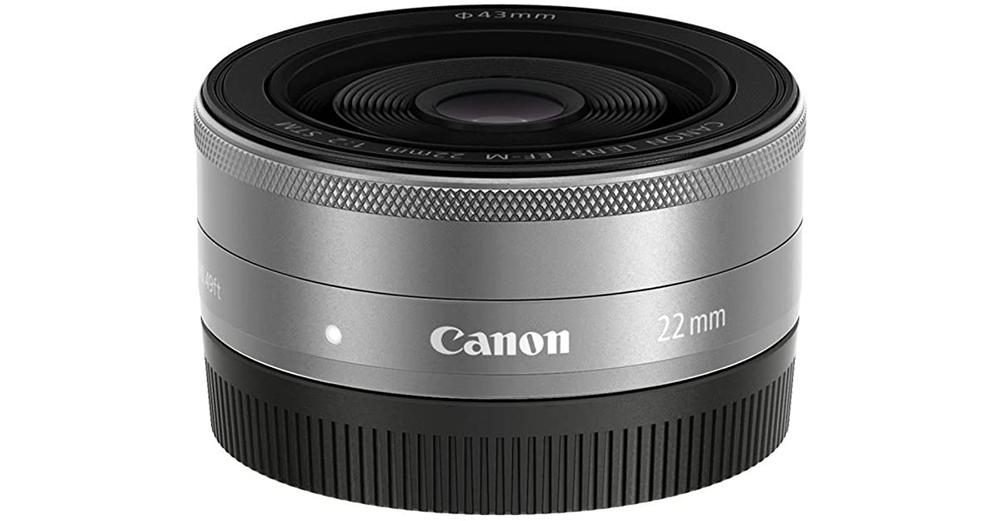 Canon EF-M 22mm f/2 STM Image 2