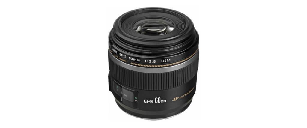 Canon EF-S 60mm f/2.8 Macro USM Image-1