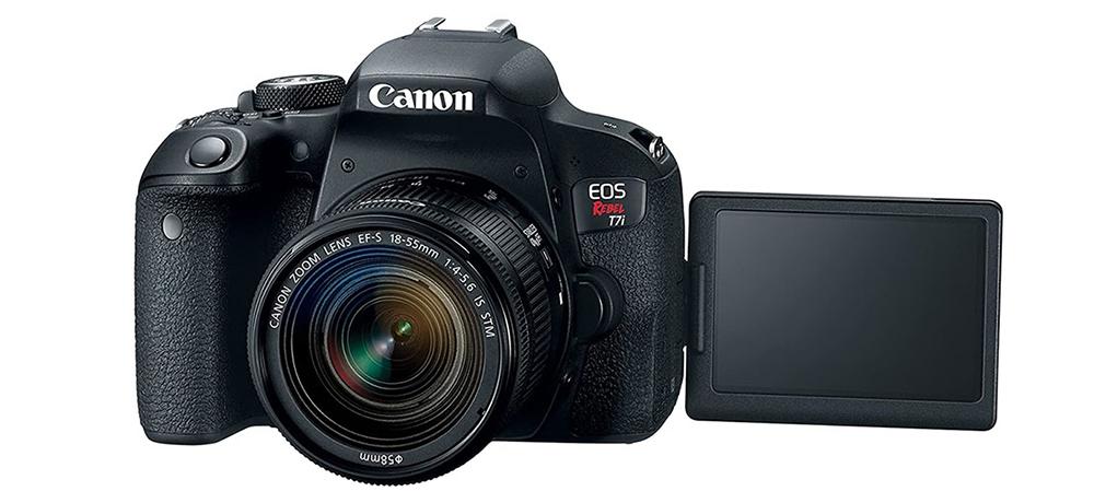 Canon EOS Rebel T7i Image 2