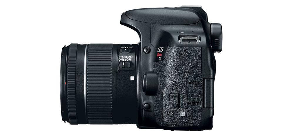Canon EOS Rebel T7i Image 3