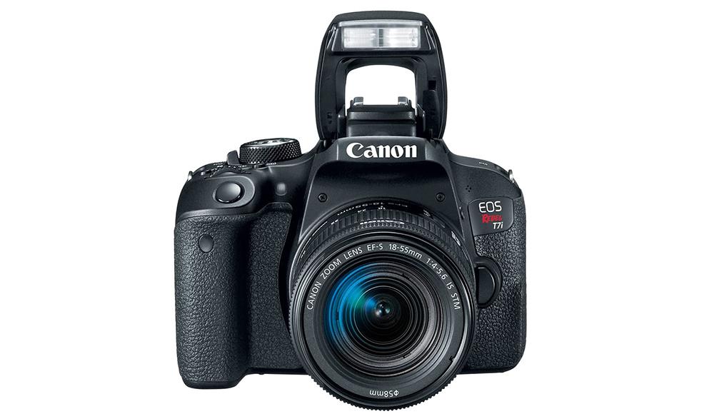 Canon EOS Rebel T7i Image 4