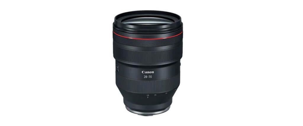 Canon RF 28-70mm f/2L USM Image 1