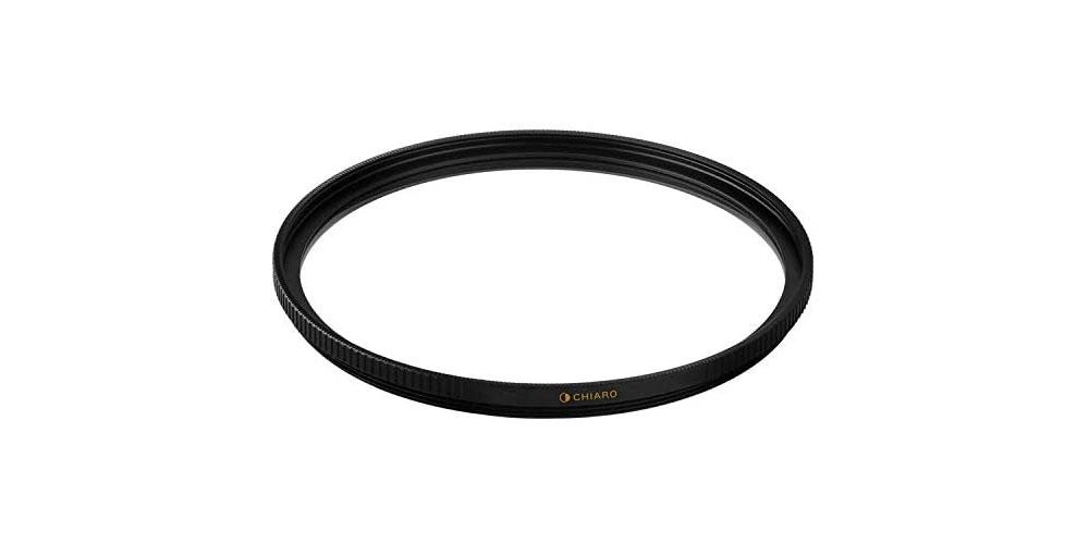 Chiaro Pro 77mm 99-UVBTS Brass UV Filter Image