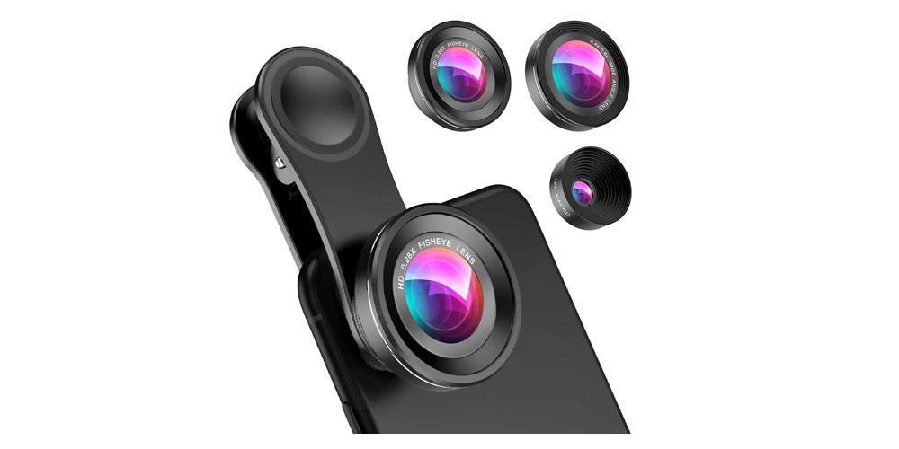Criacr Phone Camera Lens Image
