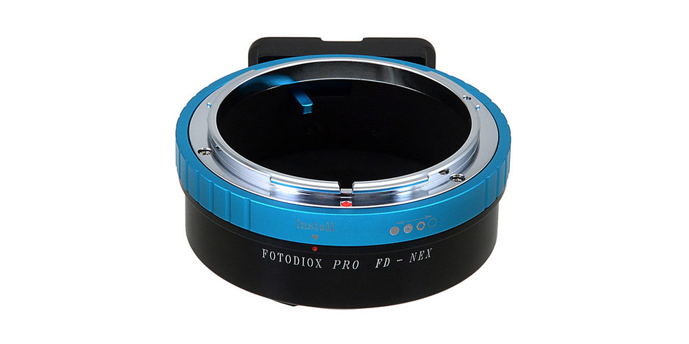 Fotodiox Pro Lens Mount Adapter Image