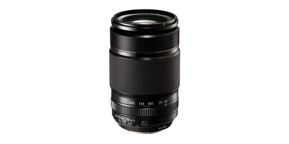 FUJINON XF 55-200mm f/3.5-4.8 R LM OIS Image