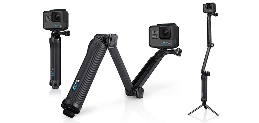 GoPro 3-Way Camera Mount Image