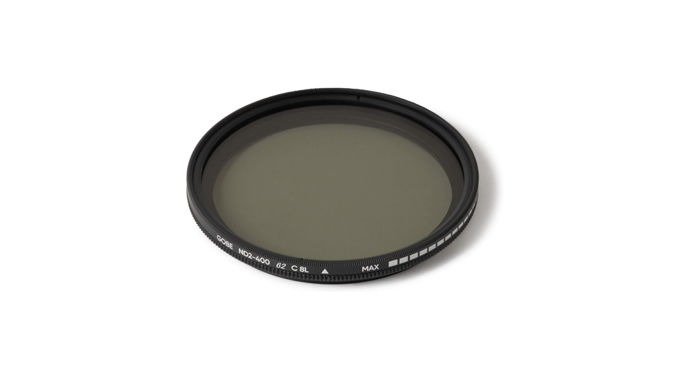 Gobe NDX 62mm Variable ND Lens Filter Image