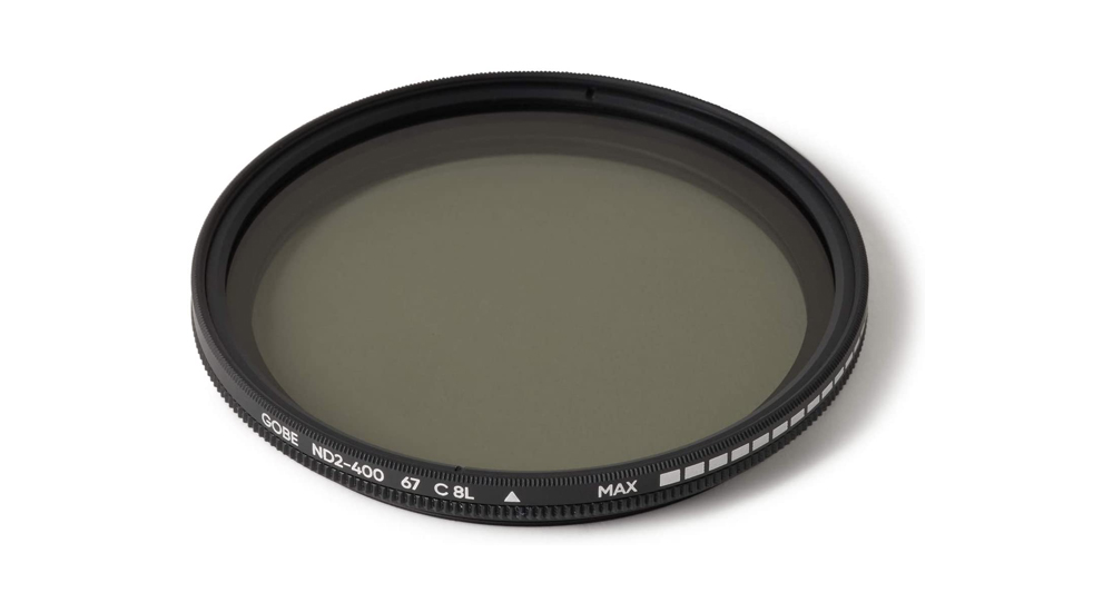 Gobe NDX 67mm Variable ND Lens Filter Image
