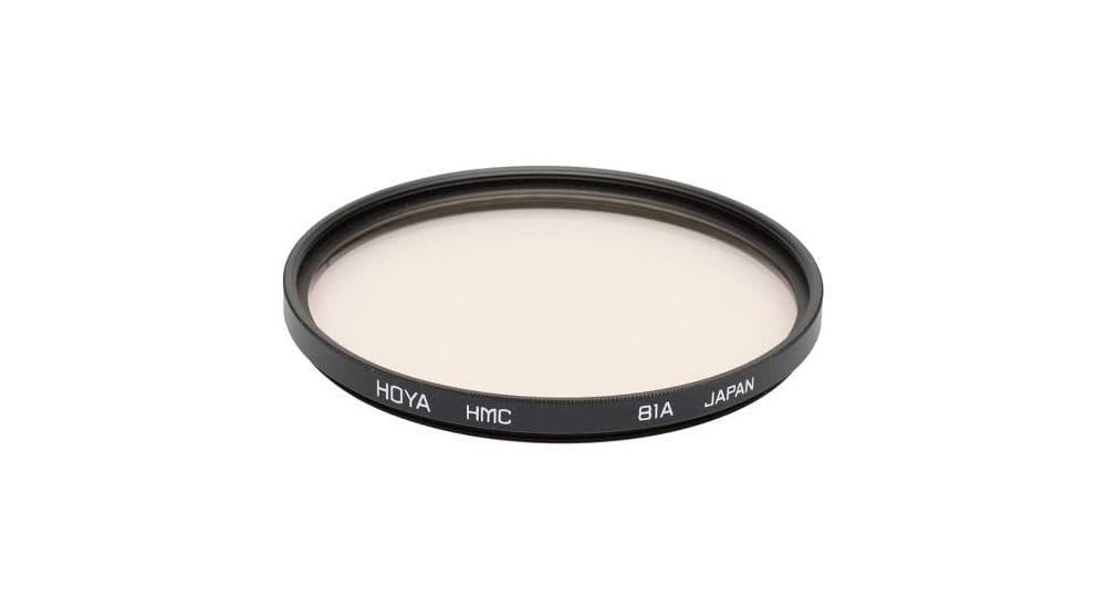 Hoya 67mm 81A Color Correction Filter Image