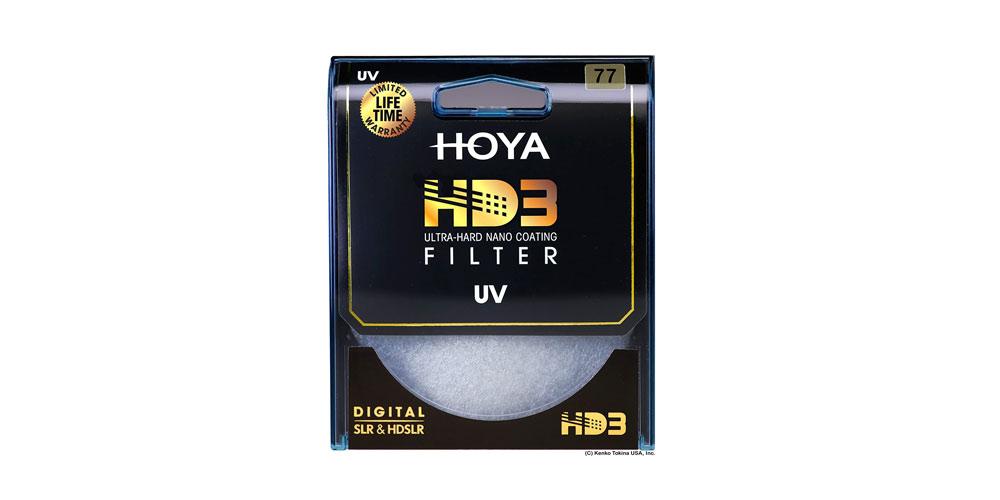 Hoya 77mm HD3 UV Filter Image