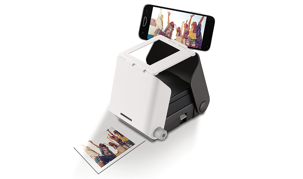 KiiPix Smartphone Picture Printer Image