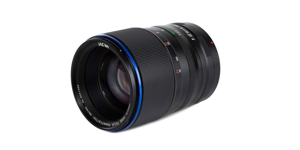 Laowa 105mm f/2 STF Image